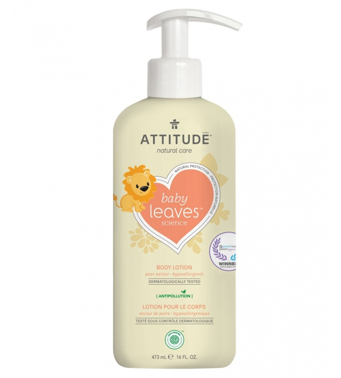 Attitude  | Baby Leaves Bodylotion Perennectar